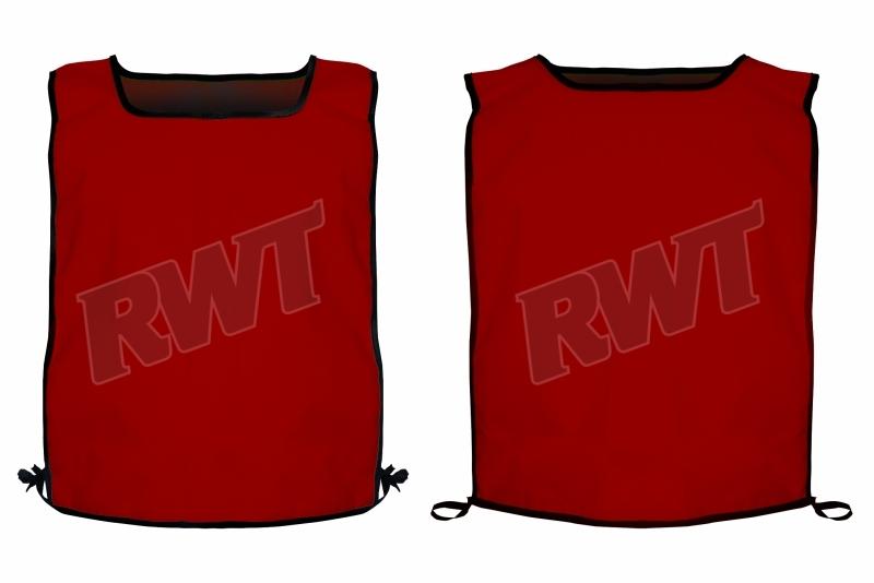 BIB maxi bib red poly RWTSA shop online