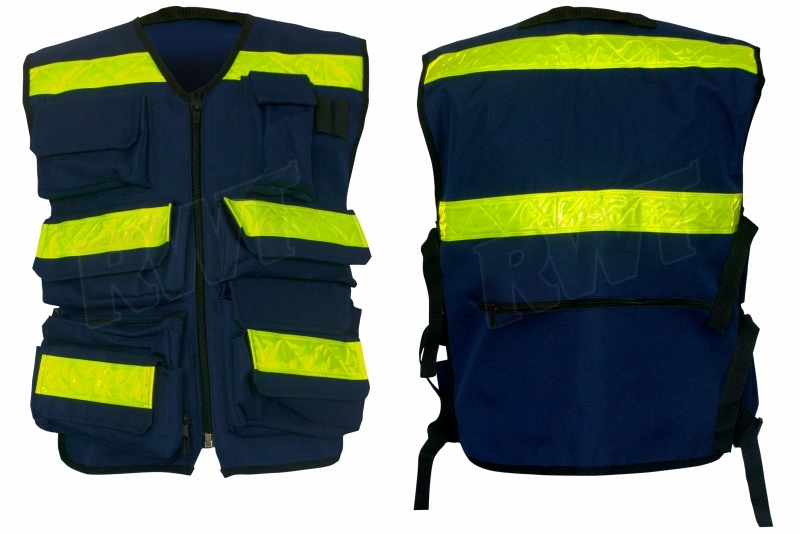 EMERGENCY JACKET – blue RWTSA shop online