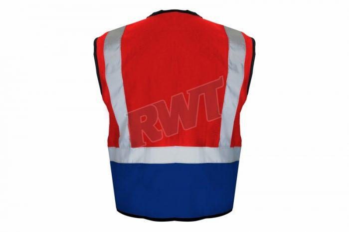 EN4 – two tone poly red and blue back RWTSA shop online