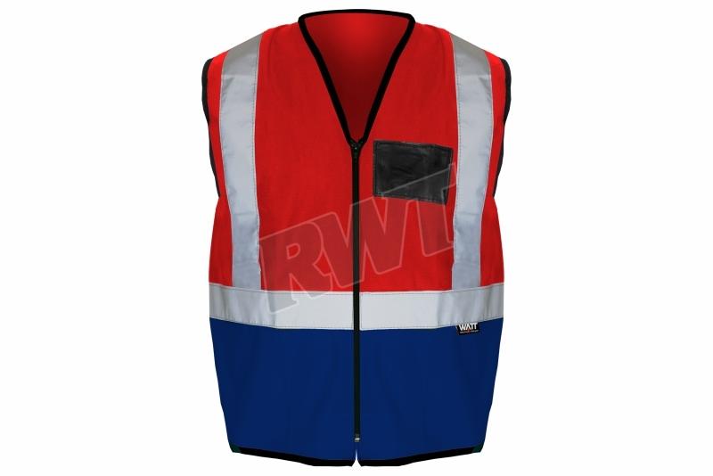 EN4 – two tone poly red and blue RWTSA shop online