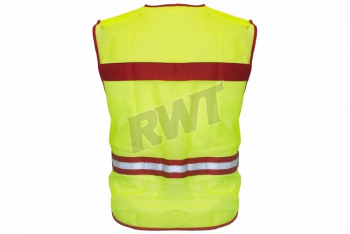 EN7– airtex lime with red trim back RWTSA shop online