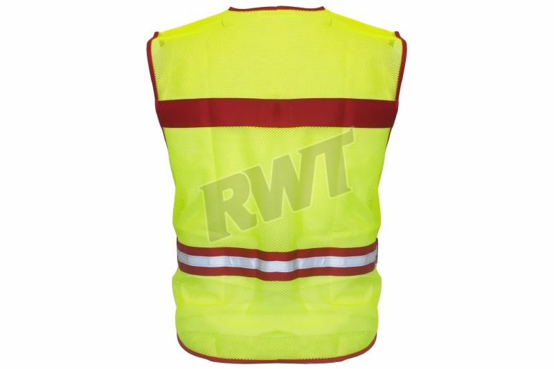 EN7– airtex lime with red trim back RWTSA shop online