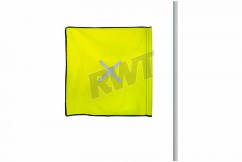 FLAG – lime complete with pole RWT SA shop online