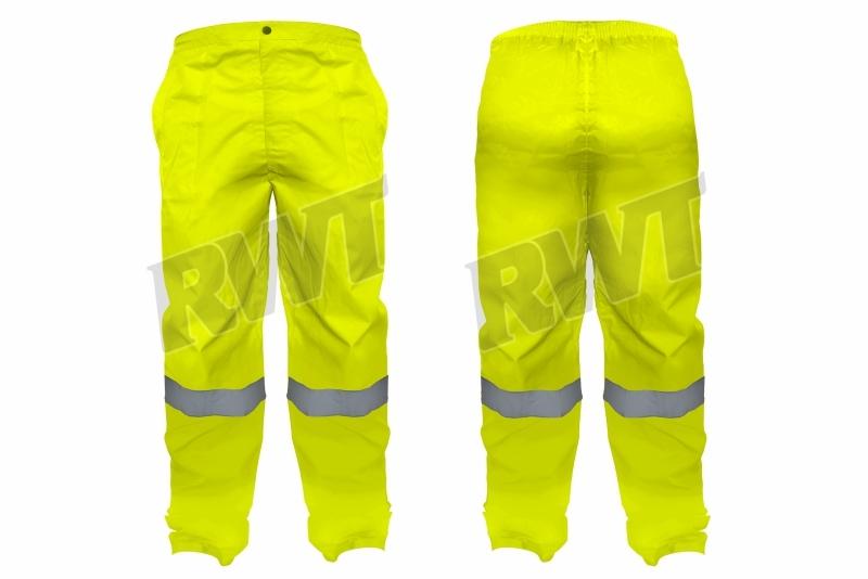 RAINCOAT TROUSER – trousers lime RWT Sa shop online