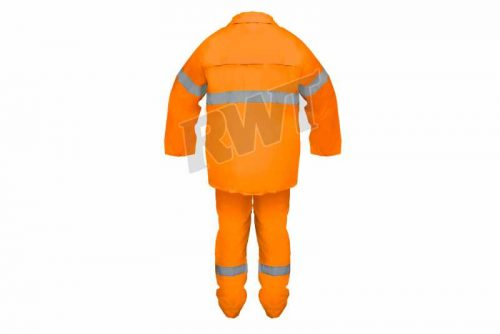 RAINSUIT – econo orange back RWT SA Shop Online