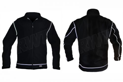 SOFT SHELL JACKET – black RWTSA shop online