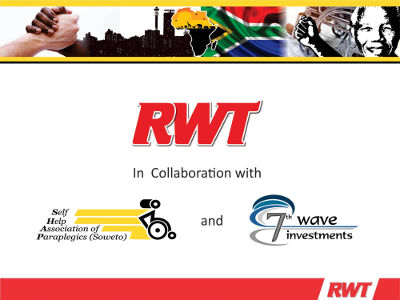 RWT Corporate Social Responsibility Initiatives