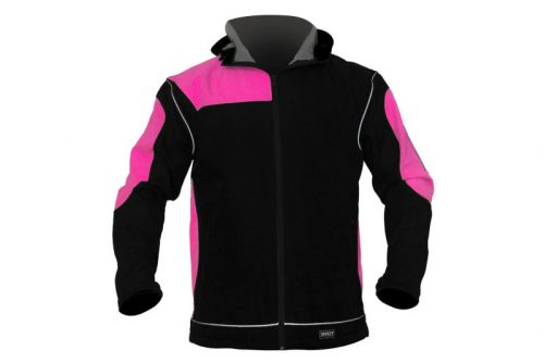 Pink Soft-Shell front Winter jackets shop online rwtsa